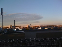 Dulles at Dusk