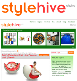 Style Meets the Social Web with the Stylehive