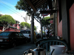 Lunch in North Beach