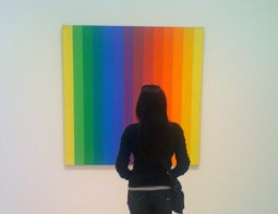 Rainbow Robert Ryman