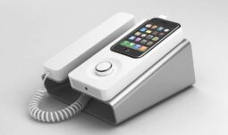 Desk iPhone Dock