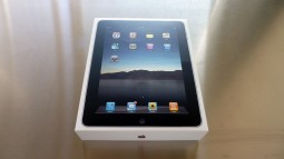 The iPad Arrives