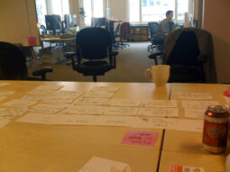 Agile Inception at Pivotal Labs