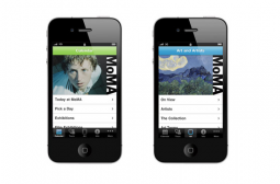 The MoMA App