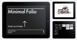 Minimal Folio for iPad