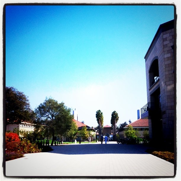 meetings at stanford