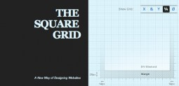The Square Grid CSS Framework