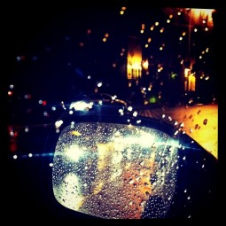 Rain and Lights