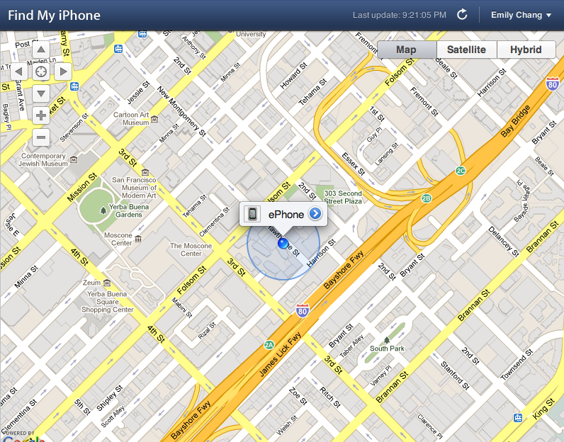 Find My Iphone Mobileme