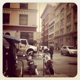 Moody Rainy SF