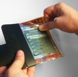 Thin-film flexible 'Paperphone' created