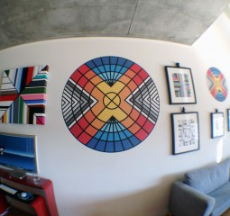 Superhero X Wall Adhesive (4')