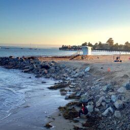 magic hour: capitola by the sea
