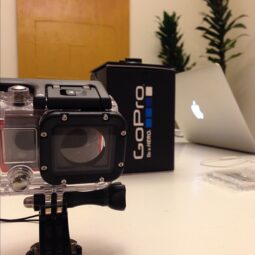 new geek/creative/surf toy, the @gopro