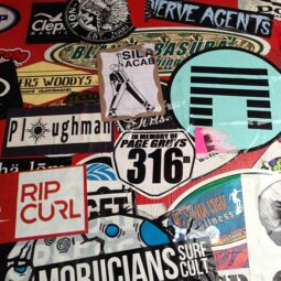 stickerart santacruz