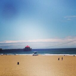 sun's out in huntington