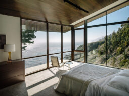 Buck Creek House in Big Sur