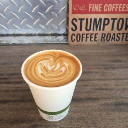 cheers @stumptowncoffee in soma @pxnx