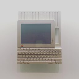 prototype for Apple touch screen tablet 1984 #1984