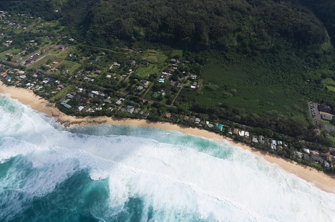north shore in all its glory