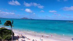 re-living the beauty of kailua with this aerial edit